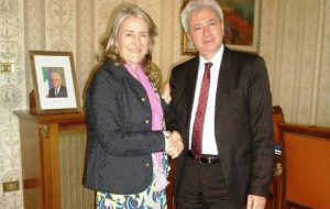 Il Console generale Usa incontra il Prefetto di Brindisi
