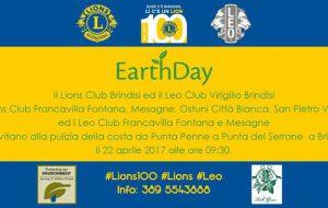 Earth Day: l'impegno dei Lions per la pulizia della spiaggia di Punta Penne