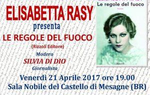 """La scrittrice Elisabetta Rasy ospite di """"Parole Oblique"""""""