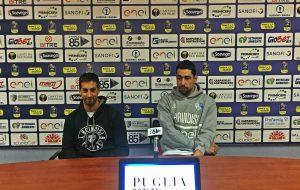 """Coach Esposito: """"Attenzione a Caserta"""", Cardillo: """"E' una gara speciale, conta solo vincere"""""""