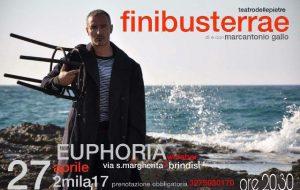 Finibusterrae, un esperimento di teatro-canzone in scena il 27 aprile