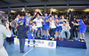 Stupenda Junior Fasano, Bolzano sconfitto per 30-29 e terza Coppa Italia in bacheca
