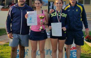 Trofeo Tennis Kinder + Sport al Circolo Tennis Mesagne: bottino pieno per i fratelli Caforio