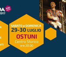 Sabato e domenica ad Ostuni va in scena il Ghironda Summer Festival, rassegna di arte e cultura dei 5 continenti