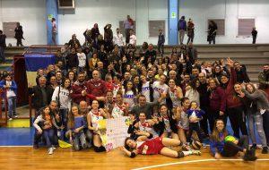 Ennesima vittoria del Mesagne Volley