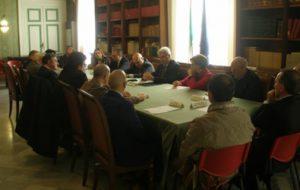 Il Commissario Nazionale Antiracket ed Antiusura incontra in Prefettura le associazioni antiracket ed antiusura operanti nella Provincia.
