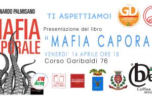 """Coffee book: con """"Mafia Caporale"""" continua la rassegna organizzata da GD e FDS Brindisi"""