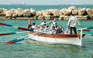 Terzo posto per i vogatori Rémuri di Brindisi al Trofeo della Magna Grecia