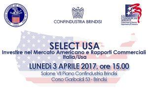 Rapporti commerciali Italia/USA: lunedì importante incontro per le aziende brindisine