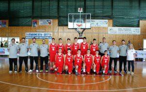 Trofeo delle Regioni: Puglia maschile in semifinale