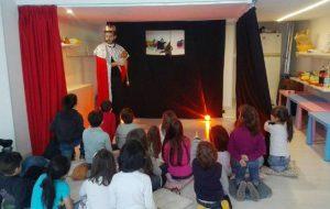 """""""GiocoTeatro"""": venerdì 14 omaggio a Gianni Rodari con """"Fiabe tra musica lettura e teatro""""."""