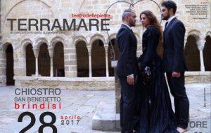 Teatrodellepietre: il 28 aprile l'ultimo appuntamento nel Chiostro di San Benedetto