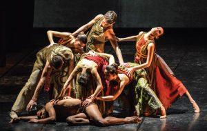 The Man: venerdì 7 la Passione di Cristo danzata al Teatro Kennedy