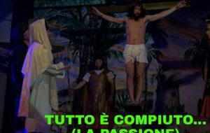 Sabato 8 a San Pietro va in scena la Passione: Tutto esaurito!