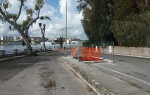 """MNS: """"il cantiere di Via Vespucci è abbandonato e pericoloso"""""""