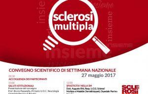 A Brindisi il convegno scientifico per la settimana nazionale di sclerosi multipla