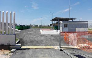 A San Pietro un centro raccolta per rifiuti urbani ed assimilati differenziati