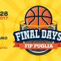 A Bari le finali dei campionati giovanili di basket: impegnate numerose squadre brindisine