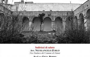 Giornata nazionale dei Beni Comuni: Italia Nostra Ostuni punta i fari sul Chiostro dell'Annunziata
