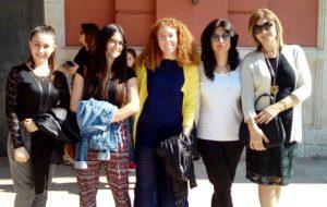 Gli alunni del Liceo Simone-Leo partecipano alla Festa newspapergame