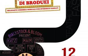 Produttori di Broduei: venerdì 12 la compagnia Glitter torna al Teatro Sociale di Fasano
