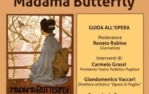 Venerdì 5 maggio guida all'ascolto di «Madama Butterfly»