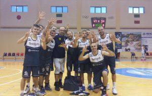 La Dinamo vince ancora in trasferta e punta sempre più verso la serie D
