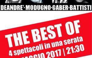 """Musica in scena: giovedì al Susumaniello """"The best of"""""""