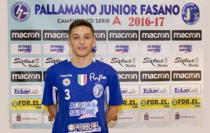 Al via le finali scudetto tra Junior Fasano e Bolzano