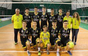 Scuola Pallavolo San Vito alle finali nazionali di Latina U16 Maschile