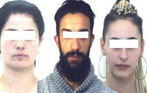 Due donne ed un uomo in auto con marijuana, eroina e cocaina
