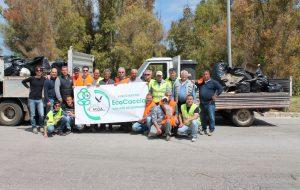"""Azione decoro rurale a San Vito: """"a caccia sì, ma di rifiuti"""""""
