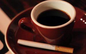 Caffè e Sigaretta, un binomio assai classico. La storia dei due peccaminosi piaceri raccontata da Gabriele D'Amelj Melodia. III parte