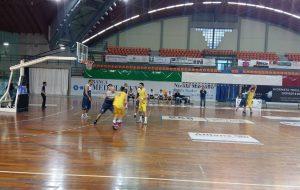 Il Basket Conversano fa lo sgambetto alla Dinamo Brindisi