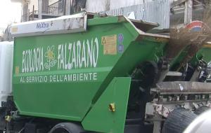 Gara rifiuti a Brindisi, Ecologia Falzarano: sempre in regola con le contribuzioni
