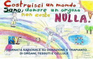 Giornata Nazionale della Donazione e Trapianto: iniziative a Brindisi