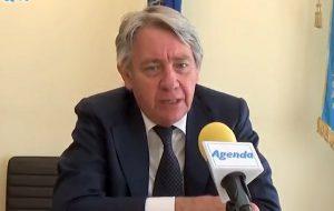 """Si presenta il Commissario Giuffrè: """"Non ho la bacchetta magica ma ce la metterò tutta per risolvere i problemi"""". La conferenza stampa integrale"""