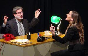 """Mercoledì 17 """"La Signora e il Funzionario"""" al Teatro Kennedy di Fasano"""