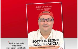 """Si presenta il libro """"Sotto il segno della bilancia"""" di Fabio De Nunzio e Vittorio Graziosi."""