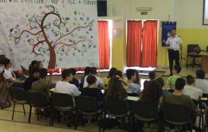 Legalità e sicurezza stradale: la Polizia Municipale di Brindisi incontra gli studenti del Fermi-Monticelli