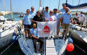 Il Gruppo Aido di Brindisi alla regata internazionale Brindisi-Corfù