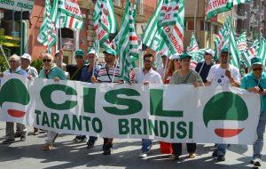 """Cisl: """"unità d'intenti e coesione per lo sviluppo di Brindisi e del territorio"""""""