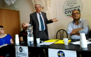 """Giovanardi a Cisternino: """"l'ondata riformista del PD mette a repentaglio i valori cristiani della famiglia e del matrimonio tra uomo e donna"""""""