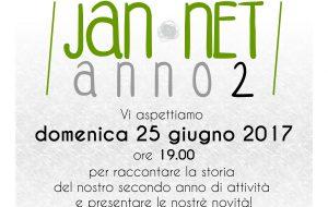 IL Laboratorio Urbano Jan-Net compie 2 anni
