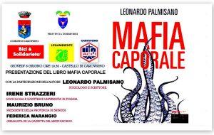 "Leonardo Palmisano presenta ""Mafia Capitale"" a Carovigno"