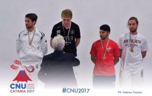 Terzo posto per Samuele Di Coste ai campionati italiani universitari