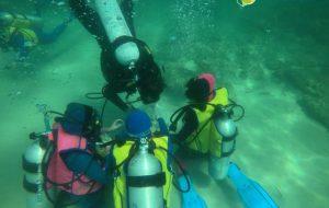 Pulizie sul fondo del mare per rendere Torre Guaceto ancora più bella ed attraente