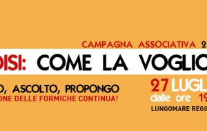 """""""Brindisi: come la voglio"""": giovedì 27 Brindisi Bene Comune incontra la città"""