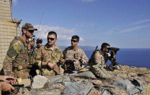 Marina Militare: cambio al vertice del Comando della Forza Anfibia Italo-Spagnola a Brindisi