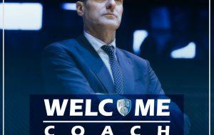 È ufficiale: Sandro Dell'Agnello è il nuovo coach della New Basket Brindisi